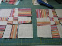 Free Quilt, Craft and Sewing Patterns: Links and Tutorials *With Heart and Hands*: Disappearing 9 Patch, 16 Patch and Twist/Turn Variations: Updated 2014