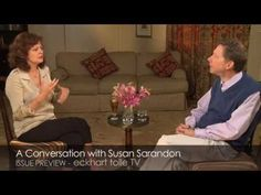 Eckhart Tolle TV: A Conversation with Susan Sarandon (+playlist)