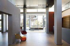 MOD05 LIVING HOTEL - SANDRA' DI CASTELNUOVO DEL GARDA (VR) - Italy  Category: Hotels Realization: 2007  Architects: Enrica Mosciaro Studio: Fusina 6, Barcellona