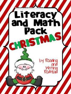 20% off until Friday, Dec 12! Would you like some fun and educational activities for your first, second and third graders? Check out this pack.It contains tons of math and literacy activities, including: 5 days of Christmas themed morning work Single and Double Digit Addition Task Cards Homophone Game Quotation Mark Practice Complete/Incomplete Sentence Practice and more!