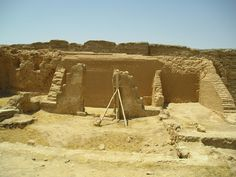 "Located in Dura-Europos, Syria, its known today simply as the ""Dura-Europos house church."" Its believed to have been built around A.D. 229 as a house and started being used as a church between A.D. 233 and 256. This means that it's around 1782 years old."