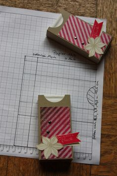 Polly kreativ: Das kleinste Raubtier... - Taschentuchverpackung