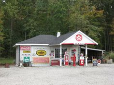 old gas stations 54