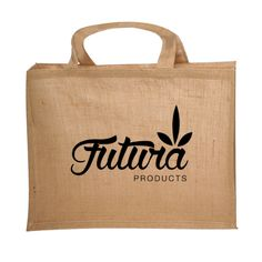 Advance your eco-awareness campaigns with this elite jute bag.