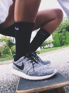 new arrival c209d fa6f3 Nike High Tops, Cool High Tops, Nike Tops, Cartoon Shoes, Nike Dunks