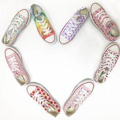 Loving our custom converse! #LoveQtee