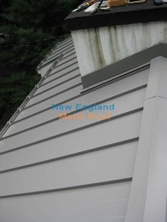 How To Install A Metal Roof Metal Roof Roof Repair Roofing