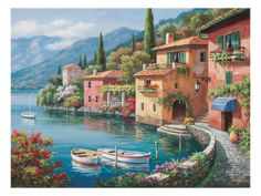 Villagio Dal Lago by Sung Kim
