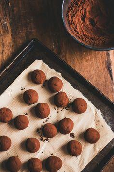 Chocolate Caramel Truffles Really nice recipes. Every hour. Show  Mein Blog: Alles rund um Genuss & Geschmack  Kochen Backen Braten Vorspeisen Mains & Desserts!