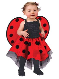 Lady Bug Newborn Costume | Wholesale Bug Costumes for Infants & Toddlers