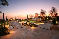 Bartholomew Residence - traditional - patio - orange county - Urban Landscape