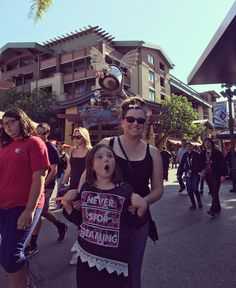 One image captures all of Cheyne's thoughts on Disneyland  by tdcampbell84