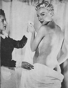 Lili St. Cyr  Gala magazine, 1952