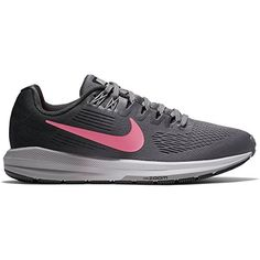 77f0aee749e Nike Womens Air Zoom Structure 21 Running Shoe GunsmokeSunset  PulseAnthracite 85   Find out more about the great product at the image  link.