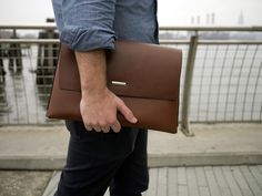 Donner Folio - Brown | GENMFGCO