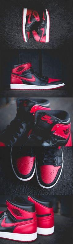 "Air Jordan 1 Retro – ""Bred"""
