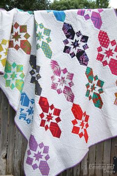 Baker Street in Handcrafted - quilt