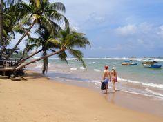Sri Lanka -Travel -Hikkaduwa Beach