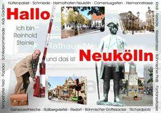 Führung in Berlin Neukölln - Körnerkiez und Körnerpark - mit Reinhold Steinle Führung in Berlin Neukölln (Körnerkiez und Körnerpark) mit Reinhold Steinle Geschichte(N) im Körnerkiez mit Reinhold Steinle Es führt sie Reinhold Steinle – geborener