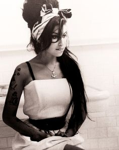 Amy Winehouse ryanludens