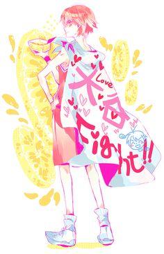 Lovely Complex | Aya Nakahara | Toei Animation / Ōtani Atsushi / 「★☆★」/「JuJu」の漫画 [pixiv] [01]