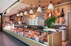 Carnicería Amador, puesto de mercado ubicado en Galapagar .