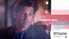 Derek chose Mer. What will Mer choose now?