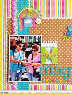 CREATE: Issue 13, March 2015 by Scrapbook Generation - issuu