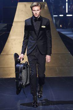 Philipp Plein Fall/Winter 2016-2017 Menswear Fashion Show
