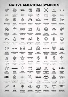 Native American Signs by Zapista Zapista . - Native American Signs by Zapista Zapista indians, symbols, in - Native American Tattoos, Native American Symbols, Native American Indians, Cherokee Indian Tattoos, Cherokee Symbols, Native American Design, Native Tattoos, Native American Drawing, Native American Thunderbird