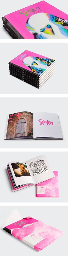 Cool brochure print design. #print #design Visit us at www.wer1digital.co.uk