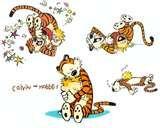 Favorite comic, love Calvin and Hobbes