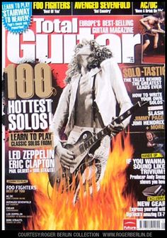 Total Guitar, May 2006  (UK)
