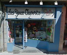 LES YEUX OUVERTS  15 Rue des Carmes  15000 AURILLAC