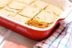 Receta de empanada de maíz con berberechos con Thermomix Egg Rolls, Cornbread, Mashed Potatoes, Macaroni And Cheese, Ethnic Recipes, Desserts, Food, Thermomix Pan, Bananas
