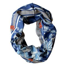 Fontaine Scarf by Brika. Beautifully designed scarves.