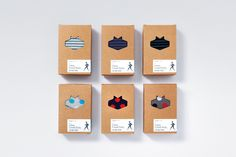 Packaging for Resirch by Victor Branding Design Corp.
