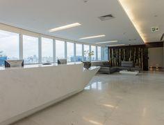 Standard Bank #marmore #carrara #aristone #corian #glacierwhite #dimarmore project #athiewohnrath