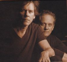 Kevin Bacon and Michael Bacon both Signed Autographed Bacon Brothers 36 cents CD