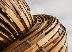 Image 1 of 20 from gallery of Steampunk Pavilion / Gwyllim Jahn & Cameron Newnham + Soomeen Hahm Design + Igor Pantic. Photograph by Tõnu Tunnel Adaptive Design, Urban Planning, Augmented Reality, Installation Art, Futuristic, Habitats, Steampunk, Explore, Gallery