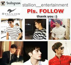 "[ pls. FOLLOW  for more EXCLUSIVE Photos  ]  https://www.instagram.com/stallion__entertainment Hello cute fans ^^  May I suggest you all  pls. "" Follow ""  This Instagram account for ""exclusive Photos "" of Sung Hoon  Thank you very much ^^"