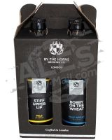 By the Horns 4 Bottle Gift Pack British Beer, Beer 101, Craft Beer, Horns, Packing, Coffee, Bottle, Drinks, Gifts