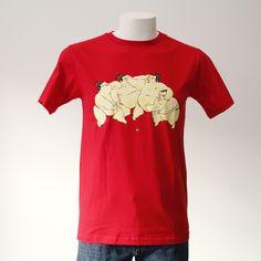 CAMISETA SUMO SUSHI. Gran variedad de camisetas exclusivas, de diferentes temáticas y gran calidad. 100% algodón. ¡ Encuentra la tuya !