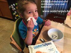 A WaterWipes termékek bármilyen bőrre kiválóan alkalmasak Dog Bowls, Pure Products, Baby, Free, Decor, Decoration, Baby Humor, Decorating, Infant
