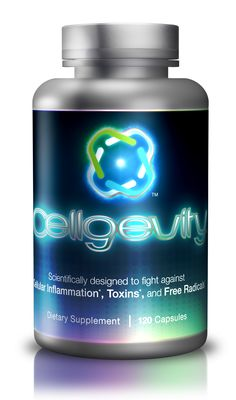 Cellgevity:  Scientifically designed to fight against cellular Inflammation, Toxins, and Free Radicals!   #supplements #detox #glutathione