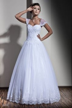 Kolekcja Glamour - Suknie ślubne Fasson