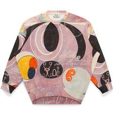 La nouvelle collection capsule arty signée Acne : inspirée de l'artiste Klint | Glamour