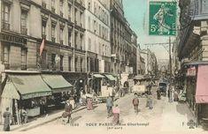 #photo Animation rue Oberkampf vers 1910 #PEAV #Paris11 @Menilmuche @RostatAlberto @souvienstdparis