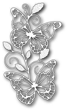Memory Box Waltzing Butterflies Die (99082)