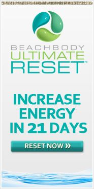 Are you ready to Increase Energy. Lose Weight. Lower Your Cholesterol. In 21 Days? Give your insides the ultimate workout with the Beachbody Ultimate Reset program!